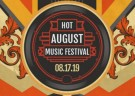 image for event Hot August Music Festival