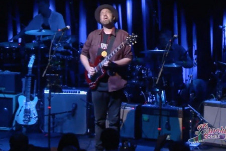 """In Memory Of Elizabeth Reed"" - Eric Krasno at Brooklyn Bowl on Sep 22, 2017 [YouTube Live Video]"