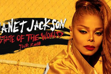 image for article Janet Jackson Adds 2018 Tour Dates: Ticket Presale Code & On-Sale Info