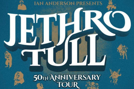 'Ian Anderson Presents: Jethro Tull - 50th Anniversary Tour' Dates Added For 2018