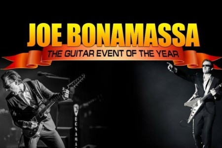 Joe Bonamassa Sets 2018 Tour Dates For North America: Ticket Presale & On-Sale Info