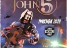 image for event john 5 and Jared James Nichols