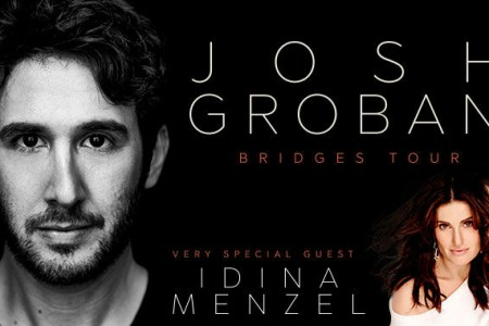 image for article Josh Groban and Idina Menzel Plot 2018 Tour Dates: Ticket Presale Code and On-Sale Info