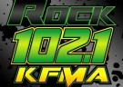 image for event Rock 102.1 KFMA Day 2019