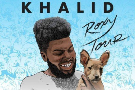 image for article Khalid Reveals 2018 'The Roxy Tour' Dates: Ticket Presale Code & On-Sale Info