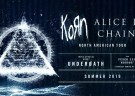 image for event Korn, Alice in Chains, Underoath, Ho99o9, and The Fever 333