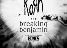 image for event Korn, Breaking Benjamin, and Bones