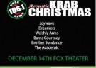 image for event KRAB CHRISTMAS SHOW