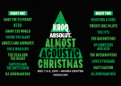 image for event KROQ Absolut Almost Acoustic Christmas: Mumford & Sons, Twenty One Pilots, The 1975, and more