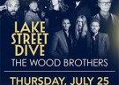 image for event Maritime Festival- Lake Street Dive and The Wood Brothers