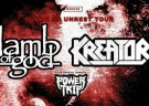 image for event Lamb of God, Kreator, and Power Trip