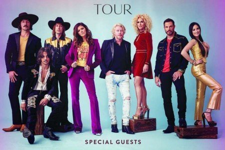 image for article Little Big Town Plot 2018 'The Breakers Tour' Dates: Ticket Presale Code & On-Sale Info
