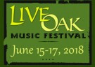 image for event Live Oak Music Festival 2018