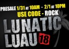 image for event FM99's Lunatic Luau 18