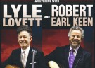 image for event Lyle Lovett and Robert Earl Keen