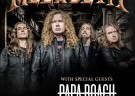 image for event Megadeth, Papa Roach, Pop Evil, and Badflower