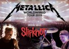 image for event Metallica and Slipknot