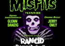 image for event Misfits, Rancid, The Damned, and Cro-Mags
