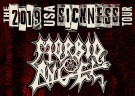 image for event Morbid Angel, Watain, and Incantation