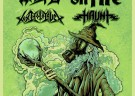 image for event Municipal Waste, High On Fire, Haunt, and Toxic Holocaust