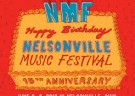 image for event Nelsonville Music Festival 2019