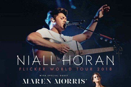 image for article Niall Horan Plots 2018 Tour Dates with Maren Morris: Ticket Presale Code & On-Sale Info