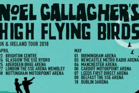 image for article Noel Gallagher's High Flying Birds Reveal 2018 Tour Dates: Ticket Presale Code & On-Sale Info