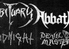 image for event Obituary, Abbath, Midnight and Devil Master