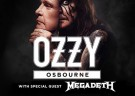 image for event Ozzy Osbourne and Megadeth