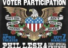 image for event Don't Tell Me This Country Ain't Got No Heart: A Benefit For Voter Participation