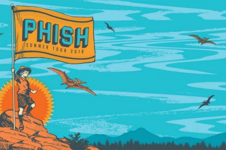 image for article Phish Share 2018 Summer Tour Dates: Ticket Presale & On-Sale Info