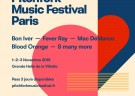 image for event Pitchfork Music Festival - Paris
