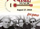 image for event 2019 Prairie Magic Music Festival with Los Lobos