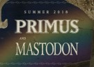 image for event Primus, Mastodon, and JJUUJJUU