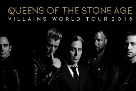 Queens of the Stone Age Add 2018 'Villains World Tour' Dates: Ticket Presale Code & On-Sale Info