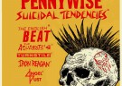 image for event Rancid, Pennywise, Suicidal Tendencies, The English Beat, and Angel Du$t