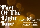 image for event Ray LaMontagne and Neko Case