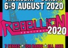 image for event Rebellion Festival
