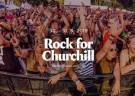 image for event Open Air Festival Rock for Churchill