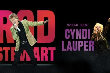 image for article Rod Stewart and Cyndi Lauper Plot 2018 Tour Dates: Ticket Presale Code & On-Sale Info
