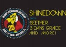 image for event 101.1 Wjrr's Earthday Birthday 25: Shinedown, Seether, Three Days Grace, and more