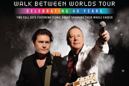 image for article Simple Minds Set 2018 Tour Dates: Ticket Presale Code & On-Sale Info