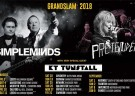 image for event Simple Minds, The Pretenders, and KT Tunstall