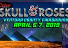 image for event Skull & Roses Festival