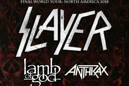 image for article Tickets on Sale for Slayer 2018 'Farewell' Tour Dates and More Dates Added