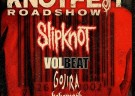 image for event Slipknot, Volbeat, Gojira, and Behemoth