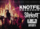image for event Knotfest Roadshow: Slipknot, A Day To Remember, Underoath, and Code Orange