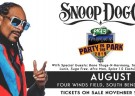 image for event U93 Party in the Park: Snoop Dogg, Bone Thugs-N-Harmony, Too Short, Luniz, Suga Free, Spice 1, Tha Eastsidaz