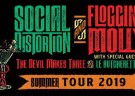 image for event Social Distortion, Flogging Molly, The Devil Makes Three, and Le Butcherettes