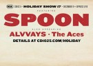 CD102.5 Holiday Show ft. Spoon, Alvvays, and The Aces